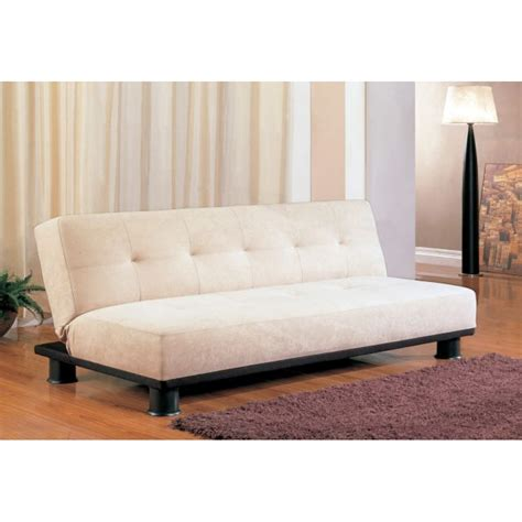 convertible sofa beds sofa beds contemporary armless convertible sofa bed