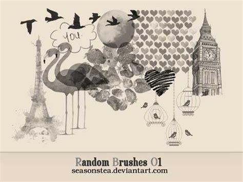 random pattern brush photoshop 18 best free photoshop brushes for april 2012 photoshop