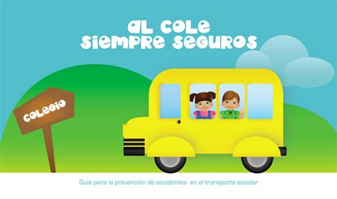 imagenes seguridad escolar transporte escolar