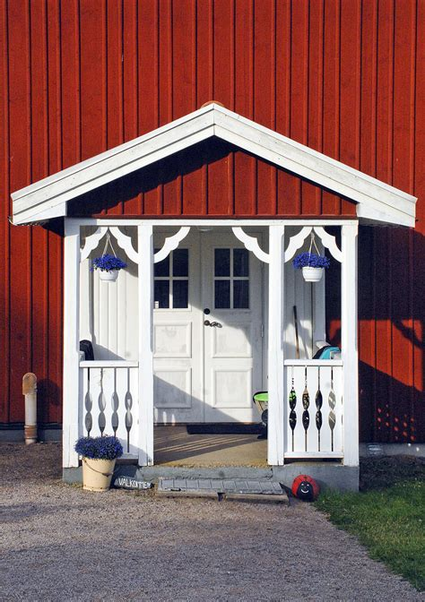 Was Ist Eine Veranda by Eine Veranda In Sevedstorp Bei L 246 Nrneberga In Schweden