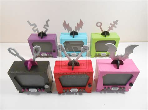 High Furniture by High Furniture Fashioned Box Tv By
