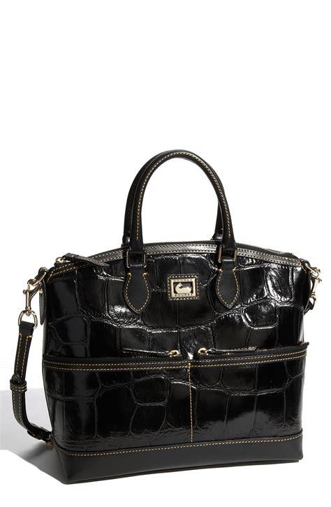 Ready Toryburch Backpack Croco Embossed Mini dooney bourke zip pocket croc embossed satchel in black lyst