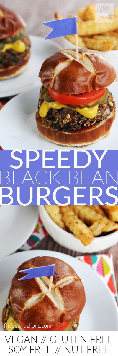 No Excuse Detox Cookbook by Speedy Black Bean Burgers No Excuses Detox Review