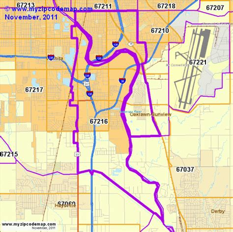 zip code map wichita ks wichita kansas zip code map pictures to pin on pinterest