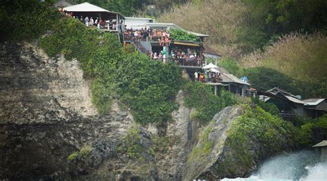 Bali Cliff Top Bar by Spot Check Uluwatu Surfline