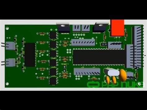 pcb layout tutorial youtube proteus circuit and pcb layout design basic tutorial