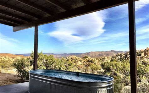 Airbnb Yucca Valley | the best airbnbs for celebrating new year s eve travel