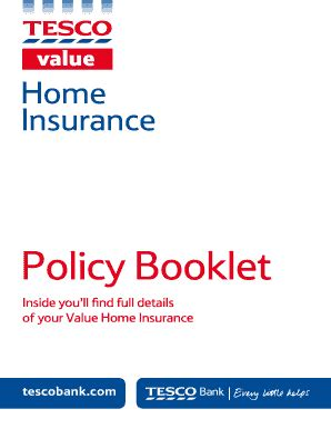 fillable tb 0104 value home insurance policy
