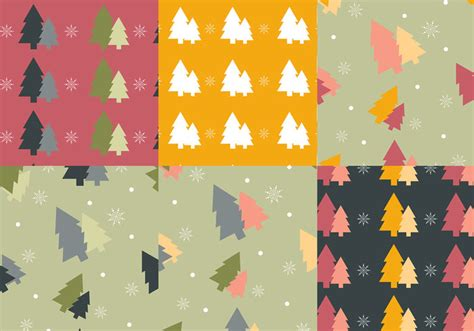 8 tree background patterns photoshop free brushes colorful christmas tree photoshop patterns free