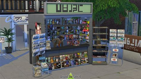 Brandcode 3 Sim By Celing Shop around the sims 4 custom content objects