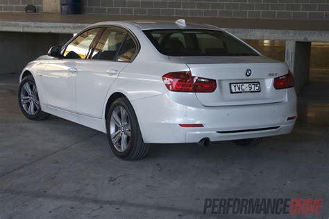 320i sport bmw 2012 bmw 320i f30 sport line review performancedrive