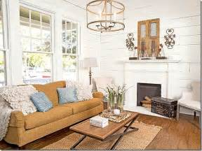Shiplap Joanna Gaines by Joanna Gaines Sofa Rug Chandelier Whole Room
