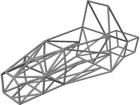 frame design solidworks fsae frame 3d cad model 3d cad browser