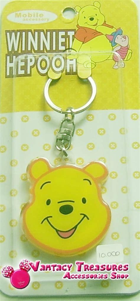 Winnie The Pooh Gantungan Kunci Flanel vantacy treasures gantungan kunci winnie the pooh