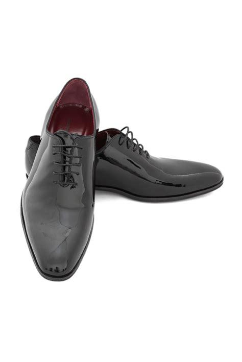 Gentleman Shoes Black gentlemen s corner black patent leather shoes bristol