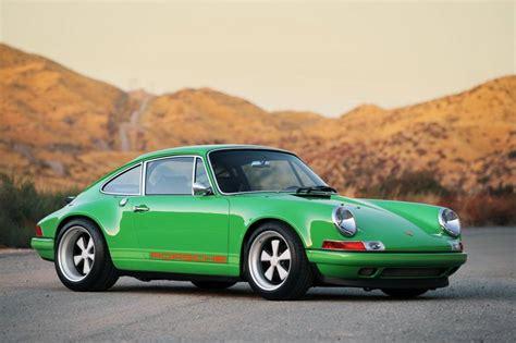 Alter Porsche 911 by Singer Design Classic Porsche 911 With Modern