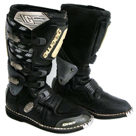italian motocross boots other bike part accessories gaerne used motocross