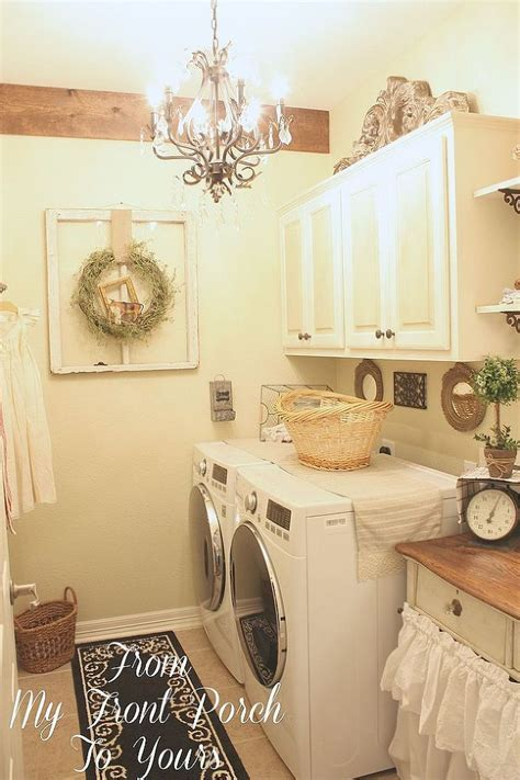 10 Laundry Room Ideas For Decoration And Organization Country Laundry Room Decor