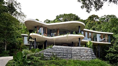 home designer architect architectural 2015 planchonella house by jesse bennett architect wins