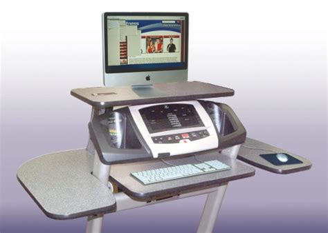 Tred Desk by Lifespan Treadmill Desk Treaddesk Woodway Signature