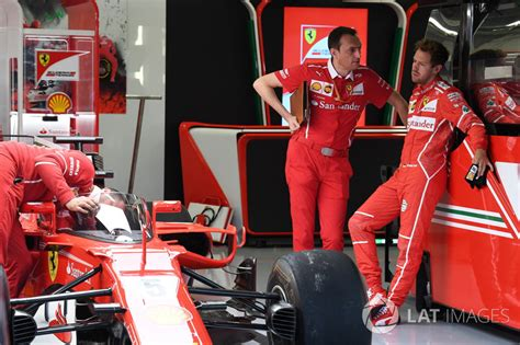 Ferrari F1 Engineer by Gallery Vettel Tests F1 S New Shield At Silverstone