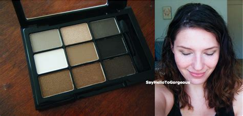 Nyx In Parisian Chic Preloved nyx in parisian chic palette review say