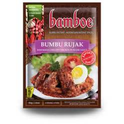 Bamboe Bumbu Tom Yum 54gr bamboe bumbu rujak 35g from buy asian food 4u