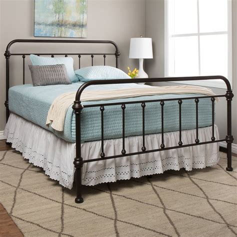 iron bed bedroom giselle antique graceful dark bronze victorian iron bed by