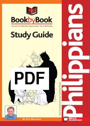defiant study guide with dvd what happens when you re of it books book by book philippians guide pdf pdf vision