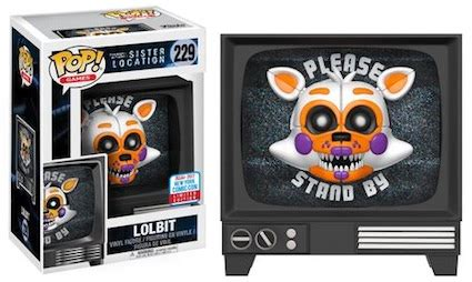 funko pop five nights at freddy s checklist exclusives list visual guide