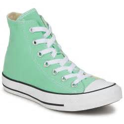 Womens converse all star lo bluefish sneaker in light blue