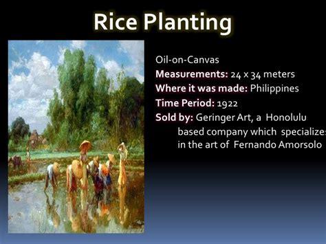 Landscape Definition Tagalog Painters