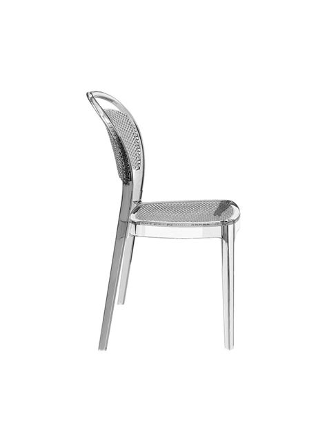 Chaise Plastique Transparent by Chaise Plastique Transparente En Polycarbonate Empilable