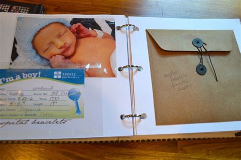 diy baby book the lazy s guide to a baby book newlywoodwards
