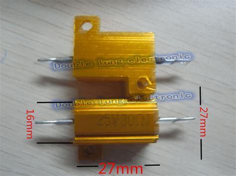 R Resistor 130 Ohm 14 Watt 5 Paket 10 Pcs kaufen gro 223 handel aluminium widerstand aus china