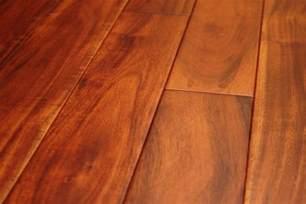 18mm mahogany stain acacia solid wood flooring the