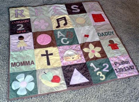 Baby Quilt Blankets by A Custom Baby Blanket Quilt For Reese Snugasabugbaby