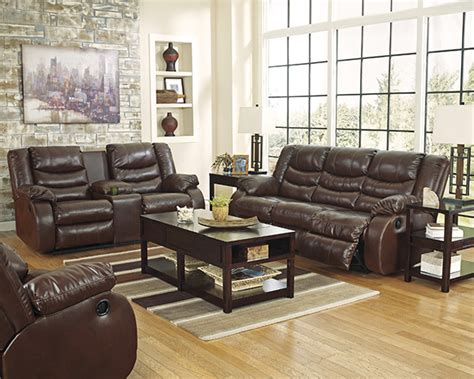 rana furniture living room ourphf com ashley 95201 linebacker reclining sofa loveseat