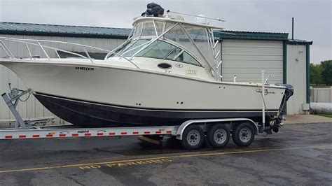 albemarle 268 boats for sale albemarle 268 express fisherman 2005 for sale for 68 000