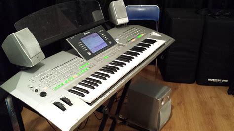 Keyboard Yamaha Tyros 2 Yamaha Tyros 2 Image 717658 Audiofanzine