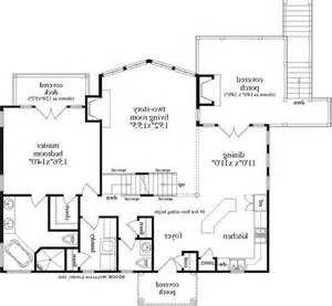mountain home designs floor plans mountain house plans photos