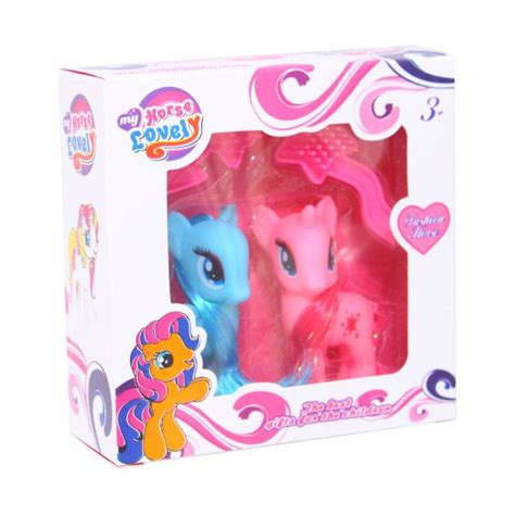 jual istana kado pony lovely set mainan anak harga kualitas terjamin