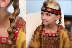 american indian american hairstyle leather accent loony braids cute braids cute girls