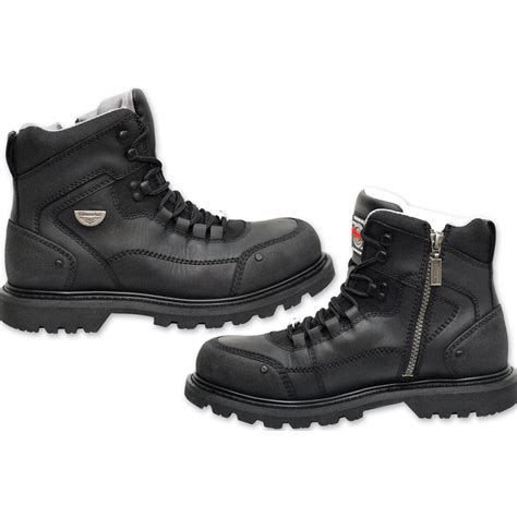 milwaukee boots milwaukee motorcycle clothing co s explorer black