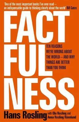 hans rosling goodreads factfulness hans rosling 9781473637498