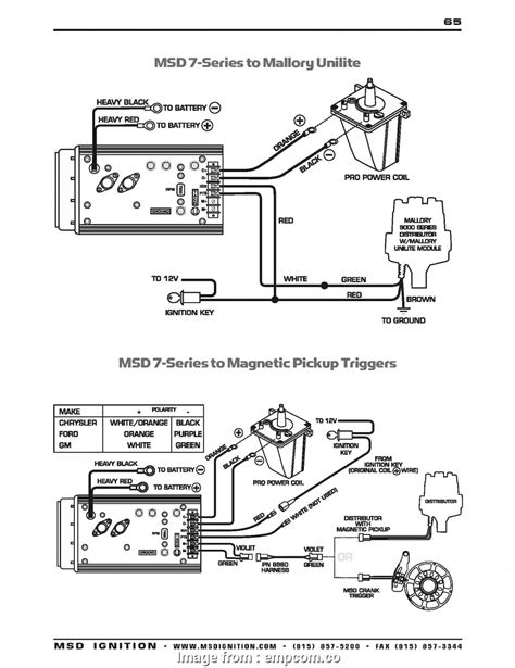 Msd, Wiring Diagrams New Msd, Wiring Diagram, Ignition