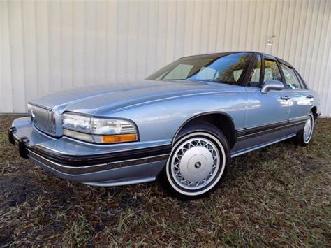 how make cars 1994 buick coachbuilder electronic valve timing 1994 buick lesabre limited 56k 100 clean carfax accident free automatic 4 door for sale photos