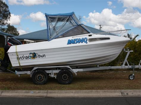 boat trailers for sale wide bay 1989 cox craft rum runner boat sales qld wide bay burnett