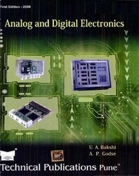 analog integrated circuits by bakshi godse analog and digital electronics by u a bakshi and a p godse all india downloads