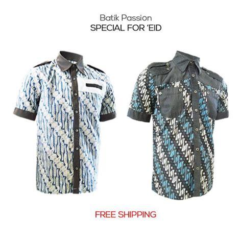 Desain Unik Kemeja Batik Pria | 251 best kemeja batik pria images on pinterest indonesia